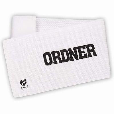 b+d Ordner-Armbinde mit Klettverschluss
