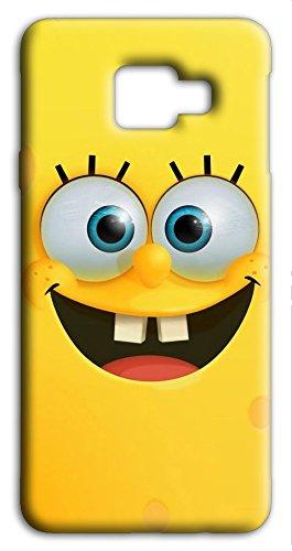 Mixroom - cover custodia case in tpu silicone morbida per samsung j4 plus 2018 fantasia spongebob v321
