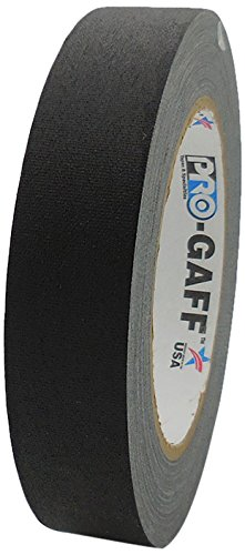 pro-gaff rs161bk24 X 25 24 mm x 25 yd matt Reinigungstuch Tape