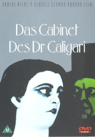 Bild von Das Cabinet des Dr. Caligari , Werner Kraus , Conrad Veidt , REGIE Robert Wiene