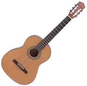 guitarras clásicas: Cálida Loretta - Guitarra clásica, 4/4 natural