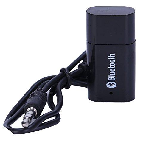 Trifycore usb bluetooth stereo audio music receiver bluetooth usb ricevitore wireless ad alta velocità, adatto per auto aux casa mp3 iphone altoparlante, networking