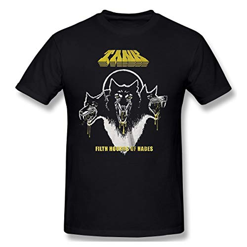 Männer Kostüm Hades - Livetees Tank 'Filth Hounds of Hades' Herren Klassisch T-Shirt Black L