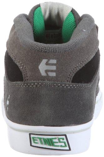 Etnies KIDS RVM VULC 4301000083-1, Unisex - Kinder Sportschuhe - Skateboarding Schwarz (BLACK/BLACK/GREY 540)