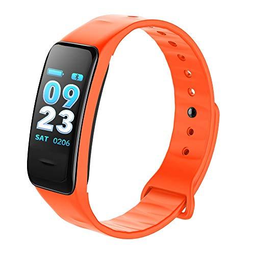 OPAKY Armband-Blutdruckmessgerät Blutsauerstoff-Herzfrequenzmonitor Smart Watch für Kinder, Damen, Männer