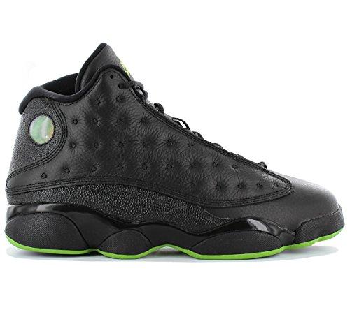 etro 414571-042 Herren Basketballschuhe Schuhe Schwarz - Grösse: EU 47.5 US 13 ()