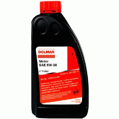 Makita Dolmar Motoröl SAE 5W-30 / 4-Takt-Motoröl 1 Liter
