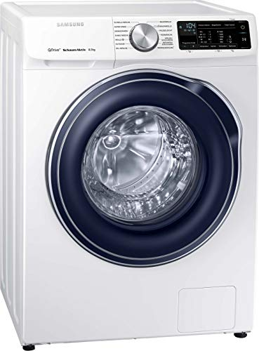 Samsung WW6600 WW80M642OBW/EG QuickDrive Waschmaschine / 8 kg / 1400 U/min / A+++ / QuickDrive-Technologie / SchaumAktiv-Technologie