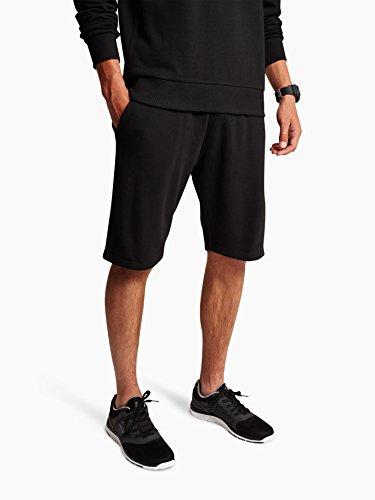 Jack & Jones Tech Herren Jjtcslider Sweat Shorts Noos Black