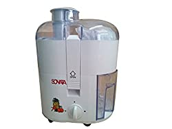 SONATA Juicer Mixer Grinder Capacity (750ml) With 500 Watts Power Usage