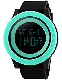 Naivo Swiss Automatic Brass Plated Stainless Steel and Rubber Color:Black (Model: WATCH-1148)