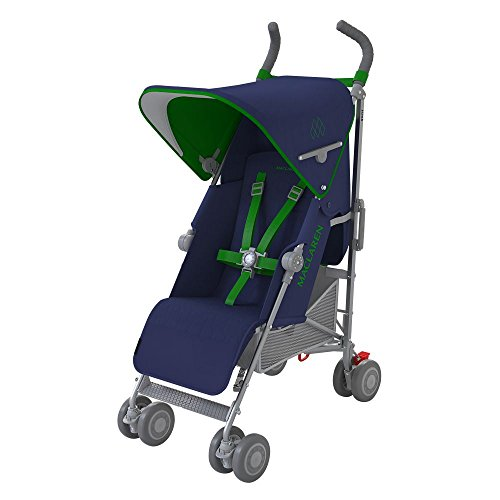 Maclaren Quest Buggy and Raincover (Dove/Orchid Smoke) 417JeN3mpYL