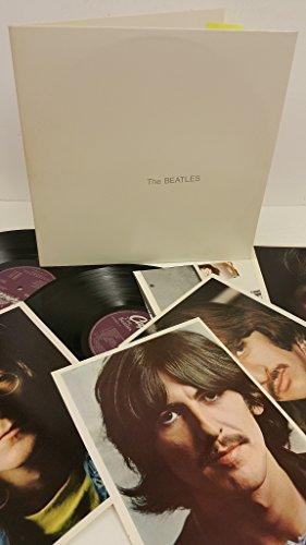 THE BEATLES the beatles, gatefold, 2 x lp, poster, 4 photos, SWBO 101