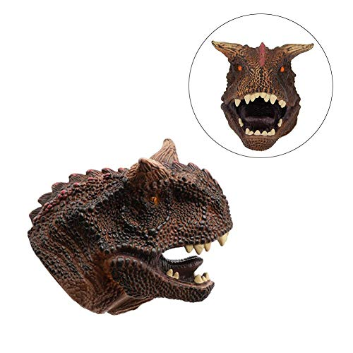 In Style; Dinosaur Skull Model Resin Home Deocr Halloween Skull Head Kids Toys Gifts Study Teaching Resources Exhibition Skull Mold Fashionable