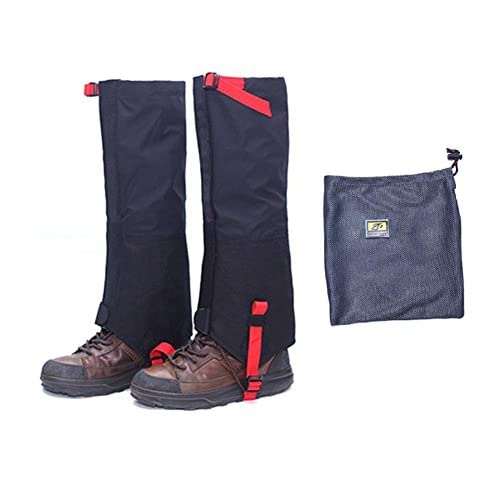 417JfOSXWAL. SS500  - Outdoor Snow Legging Gaiter Waterproof Breathable Anti-dust Sand Shoes Cover Ski Climbing Desert Leg Shields