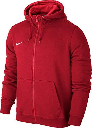 Nike Herren Team Club Full Zip Hoodie