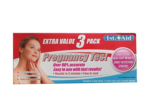 Be Sure Pregnancy Test Kit - 2 in a PACK FREE P&P