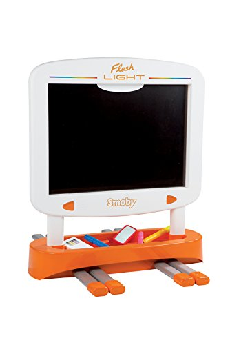 Smoby Flash Light Easel 3D, White