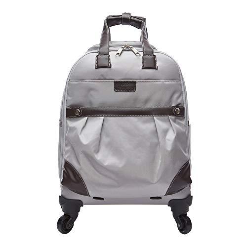 CYXYX Laptop-Rucksack, Trolley-Rucksack School Bookbag Für College-Reiserucksack Für 15,6-Zoll-Laptop Und Notebook,Gray