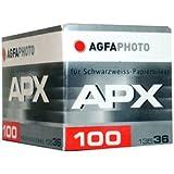 AgfaPhoto APX Lot de 20 Cartouches de Pellicules 135-36 mm