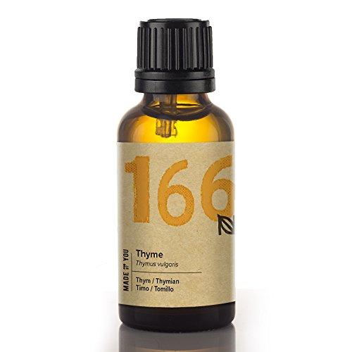 Naissance Olio essenziale di Timo – Olio essenziale puro al 100% - 30ml