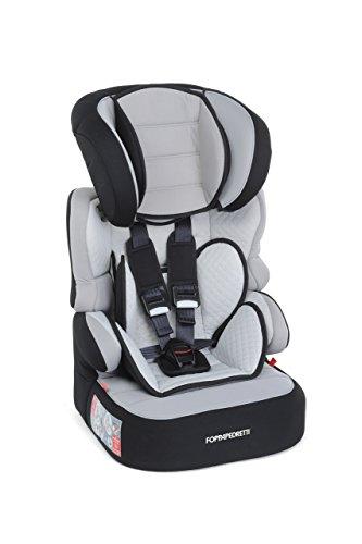 comprare on line Foppapedretti Babyroad Seggiolino Auto, Carbon prezzo