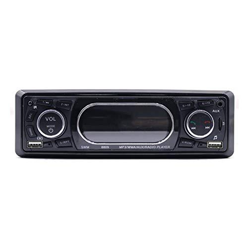Original Dashboard Display Auto MP3 WMA AUX Radio Player Unterstützung USB Bluetooth Secure Digital Memory Card Funktion