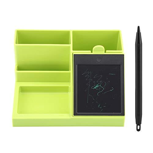 Taidda Schreibtisch-Briefpapier-Halter, Multifunktionsstift-Schreibtisch-Kasten-Tabellen-Telefon-Briefpapier-Halter 4,2