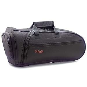 Stagg SC-BC Etui pour clairon Noir