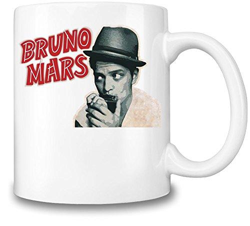 Bruno Mars Mug Cup (Unorthodox Jukebox-vinyl)