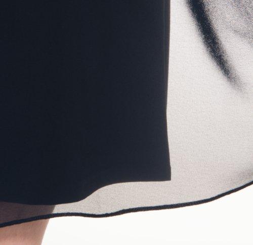 Noppies - Abito premaman, manica lunga, donna Blu (Blau (Dark Blue C165))
