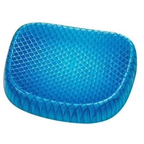 Amike Gel-Kissen - Eierkissen, Schlafzimmer Sommer Cool Breathable Ice Pad Flexibles Wabenkissen