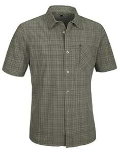 Salewa Isortoq Dry Chemise à manches courtes pour homme Vert Kaki S