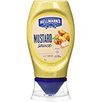 Hellmaann's - Salsa Mostaza A La Antigua, 250 ml