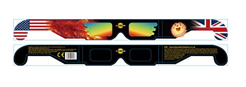 BBC and ISO Certified Eclipse Glasses