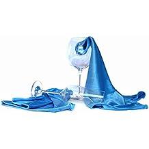 Riedel Mikrofaser Poliertuch Glasreinigungstuch Weinglas Gläserpoliertuch Tuch
