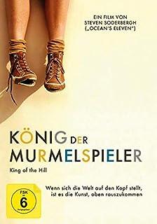 König der Murmelspieler - Limited Collector's Edition Mediabook (+ DVD) [Blu-ray]