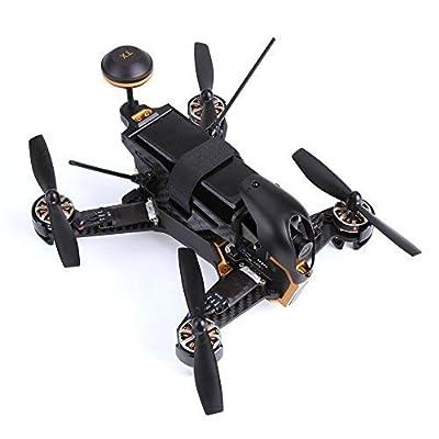 GARLUS Walkera F210 Professional Racer Quadcopter Drone w/ Devo 7 Transmitter 800TVL Night Vision Camera OSD RTF by Walkera
