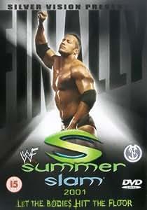 WWF: Summerslam 2001 [DVD]