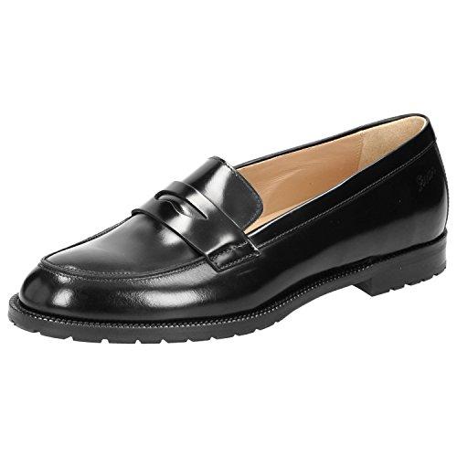 Chaussures Sioux Fnhrgtpq Femme Mocassins Erida 61250 Bleu Pour fqTSgx0n
