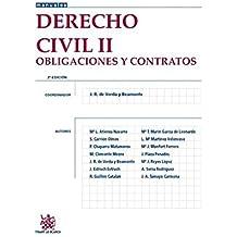 Derecho Civil II 3ª Edición 2015 Obligaciones y Contratos (Manuales de Derecho Civil y Mercantil)