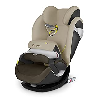 Cybex Pallas M-Fix - Silla de coche, grupo 1/2/3 (9-36 kg, 9 meses-12 años), con Isofix, color lima [Colección 2015] (B00O48IQA0) | Amazon price tracker / tracking, Amazon price history charts, Amazon price watches, Amazon price drop alerts