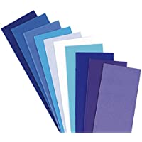 efco Wachs, Blau Mischung, 20x5x0,05 cm