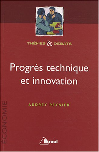 Progrès technique et innovation