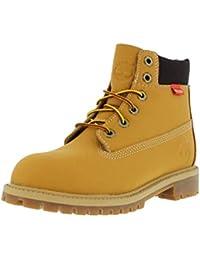 3d62270d1e324c Timberland Mens Junior Helcor 6-inch Premium Waterproof Boot Wheat 6.5