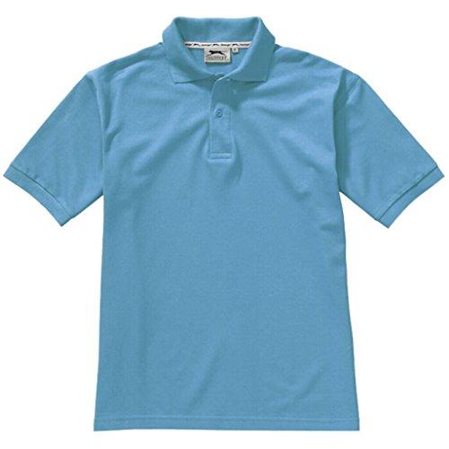 SLAZENGER Polo Forehand bleu clair