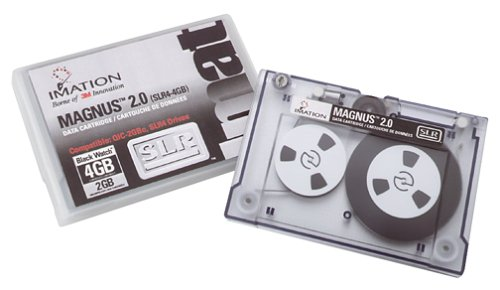Imation i46167 Datenkassette SLR/QIC 4GB