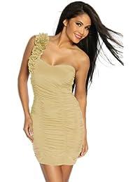 Cocktailkleid / Abendkleid Damen Oberteil Kleid Dress