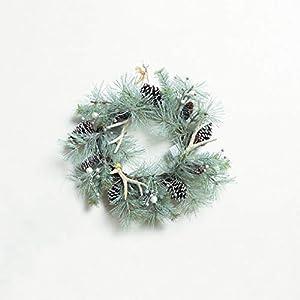Aqzor - Corona de Navidad,
