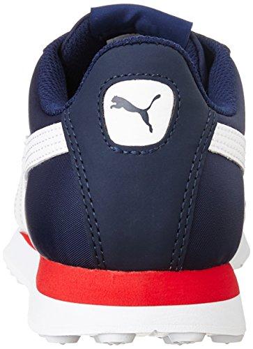 Puma Unisex-Erwachsene Turin Nl Sneaker Blau (PEACOAT/WHIT 02PEACOAT/WHIT 02)